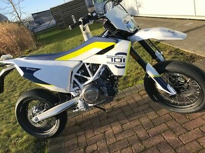 Husqvarna 701 Sm Supermoto Cancelled Order Low Rate Finance Part Exchange