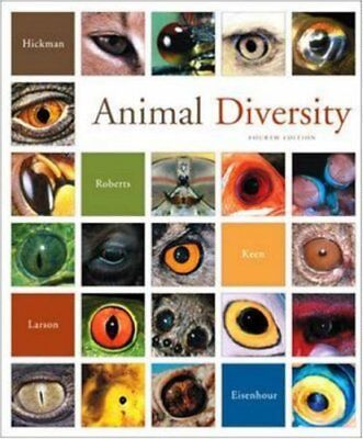 ANIMAL DIVERSITY By Larry Roberts **Mint Condition**