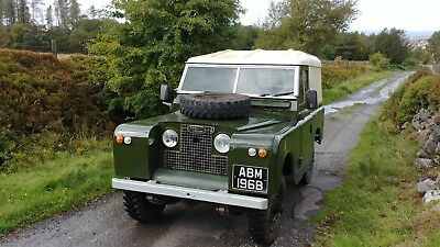 Land Rover Series 2a 1964 88'