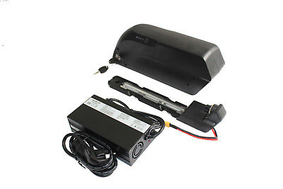 Tax Free 36V 21AH Samsung Cell Tiger Shark Frame Case Battery 5A Charger