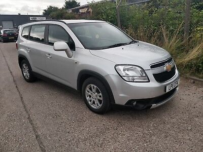 Chevrolet Orlando 2.0 VCDi LT 5dr 7 Seater, 2011, Just serviced with an MOT