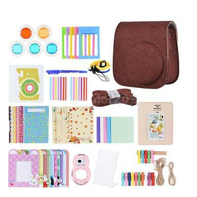 Andoer 14 in 1 Accessories Bundle for Fujifilm Instax Mini 8/8+/8s/9 with A3W3