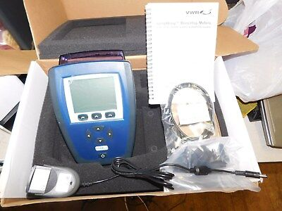 VWR SympHony Benchtop B10P Ph Meter 89231-662 With Probe
