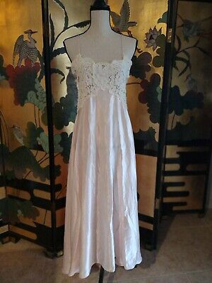 Vintage Rare Old Hollywood Classic Glamorous Negligee,2pieces,Very Unusual