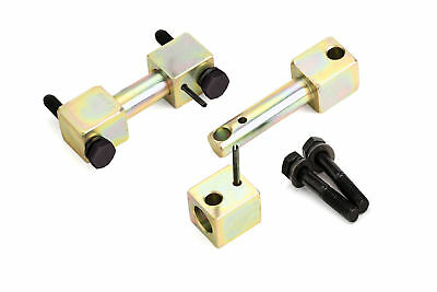 JKS JKS9607 Bar Pin Eliminators Shock Absorber Mount Conversion Kit