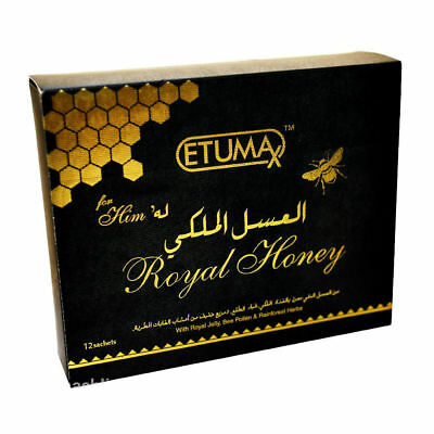 Large Box-Authentic-Etumax-Royal Honey-For-Him-Male-Sexual-Enhancement New