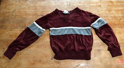 Vintage 1980s Sweater childrens Kids youth Sz Chest 22""