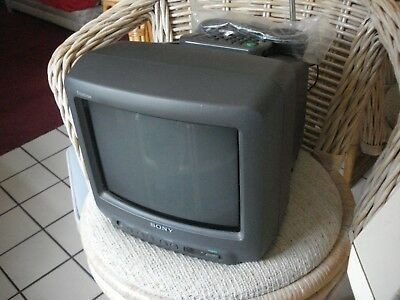 Sony Trinitron 9 inch portable TV