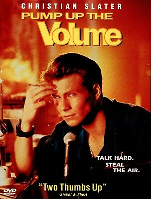 Pump Up the Volume (DVD, 1999, WS/FS) **DISC ONLY** Christian Slater