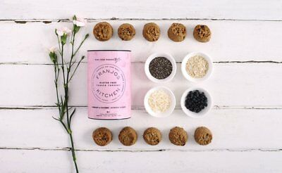 Currant & Coconut Lactation Cookies - Gluten Free