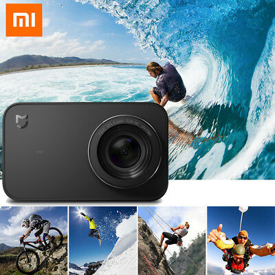 Mijia Xiaomi Camera Mini 4K 30fps Sports Action Camera 2.4'' Touch Screen WiFi