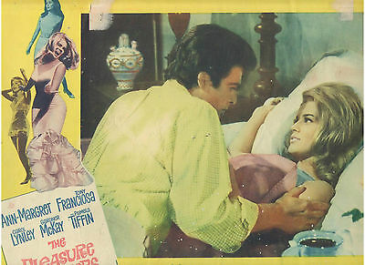 Pleasure Seekers Ann Margret Andre Lawrence Vintage Original U.s. Lobby Card