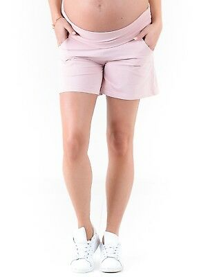NEW - Trimester® - Nolan French Terry Maternity Shorts
