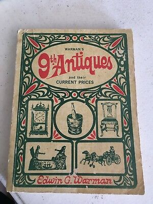 Warman's 9th Antiques Book (Edwin Warman)