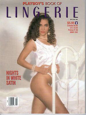 Playboy's Book of Lingerie - May-June 1992 - Newsstand Special