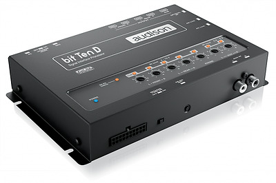 Audison  bit Ten D - SIGNAL INTERFACE PROCESSOR