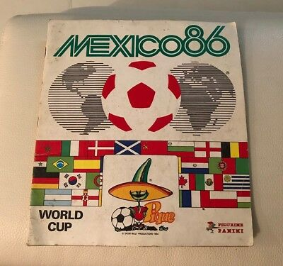 Album Calciatori Panini Mexico 86 - Completo - 59 Bello!!