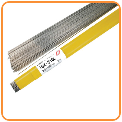 Kobe Tg-X 316L 2.2Mm X 1000Mm 5Kg Packet Stainless Steel Flux Cored