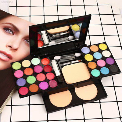 4A2F Fashion Cosmetics Set 33color Palette Beauty Eye Shadow Makeup Boxes