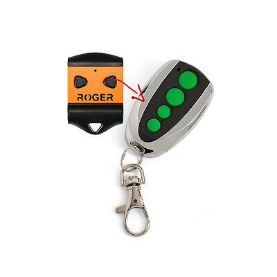 ROGER R80-TX12 Remote Control (433.92MHz Fixed Code)