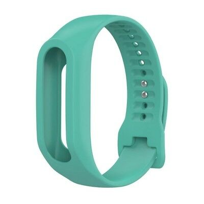 (Green) - Lisin Replacement Silicone Band Strap For TomTom Touch Cardio