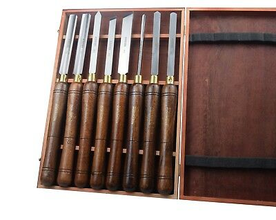 Industrial M2 Hss Wood Turning Lathe Tools Chisel Gouge Woodworking