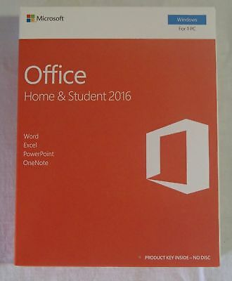 Office Home & Student 2016 for Windows lifetime copy NOT SUBSCRIPTION