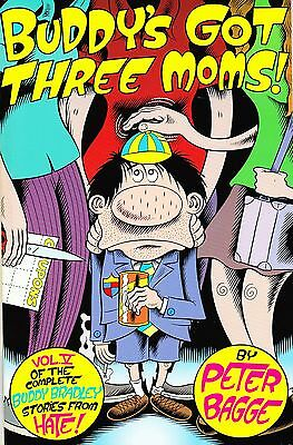 Buddy's Got Three Moms! - A Hate collection (Vol.5) (Peter Bagge)