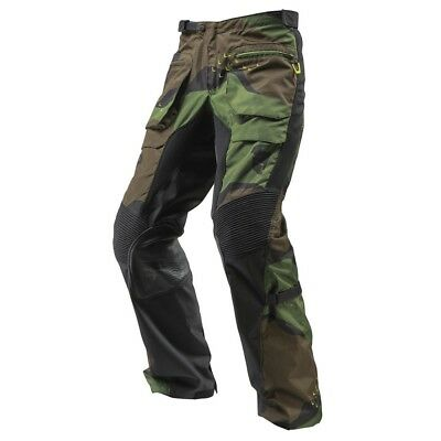 Thor Terrain Gear Over The Boot Pants Enduro Hose schwarz/camouflage