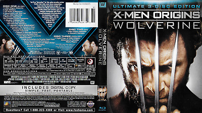 "The Embarrassingly Bad Wolverine Movie With ""Deadpool"" in it on BluRay"