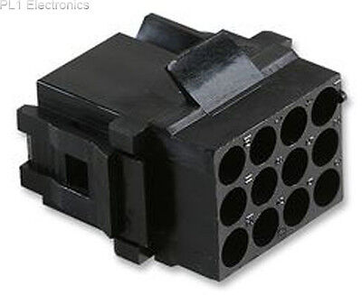 SOURIAU - SMS12R1 - SOCKET, QIKMATE, 12WAY,Price For:  10