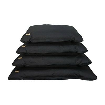 Padtex Standard Water Proof Pet Bed Filled In, Size 53Cm X 76Cm, Color Black