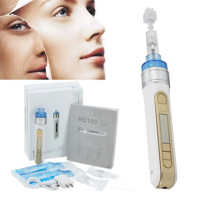 Vital Acid Injection Injector For Wrinkles Facial Hydro Water Mesotherapy Gun