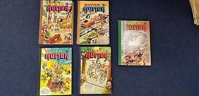 Super Humor 5 Book Collection Spanish Great Condition