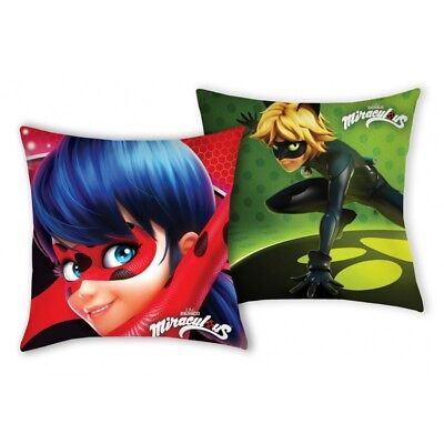 MIRACULOUS LADYBUG Cat Noir cushion cover 40x40 cm pillow cover case pillowcase