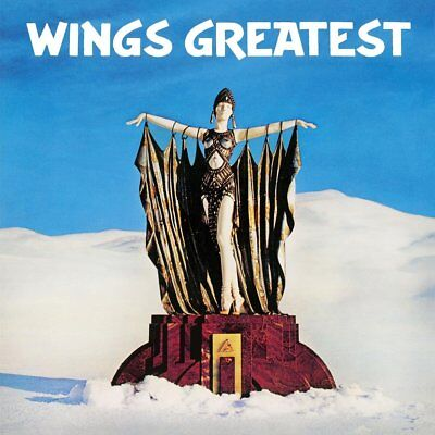 Wings Greatest Cd (Greatest Hits / Very Best Of)