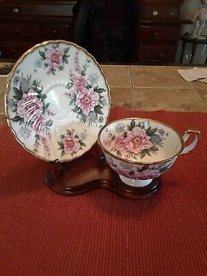 Hudson Middleton Teacup and Saucer