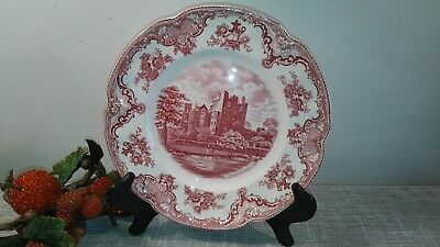 Johnson Brothers - Old Britain Castles Pink - Dinner Plates