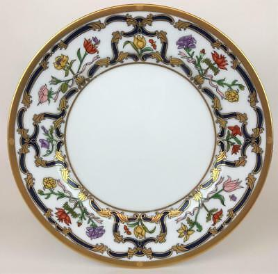 "Christian Dior 24K Trimmed China Renaissance Porcelain 8"" Salad Plate 2 AVAIL"