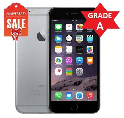 Apple iPhone 6 - 128GB - Space Gray (Unlocked) A1549 - GRADE A CONDITION (R)