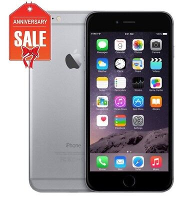 Apple iPhone 6 - 128GB - Space Gray (Unlocked) A1549 - Great Condition (R-D)