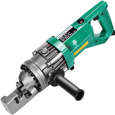 """RC-16 5/8"""" Electric Hydraulic Rebar Cutter 780W Forged Steel Ultra Strong 4-16mm"""