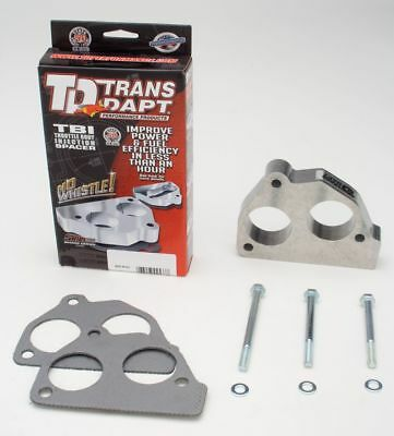 Trans-Dapt Performance 2733 Smooth-Bore Throttle Body Spacer