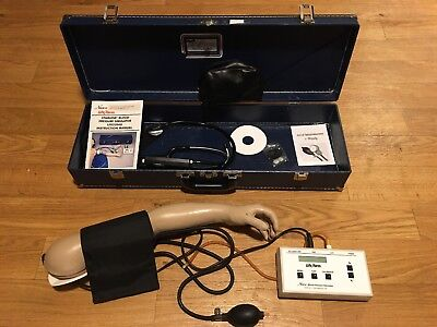 Nasco Lifeform Blood Pressure Simulator With Case