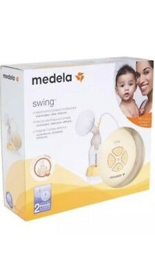 Medela Swing Single Electric Breast Pump (2-Phase) Free Shipping!