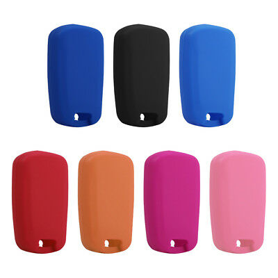 Silicone Key Fob Cover Case Remote For Kia Soul Sorento Ceed i30 ix20 3-Button