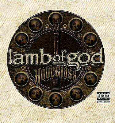 LAMB OF GOD - Hourglass (3- Slipcase) - 3 CD - Import Explicit Lyrics - **NEW**