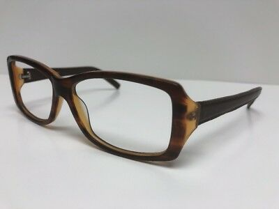 c73376a92b NINE WEST WOMEN S Eyeglass Frames Hard Case Rectangle Satin Brown ...