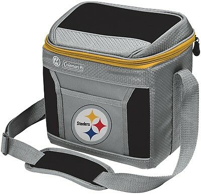 (Pittsburgh Steelers) - NFL Soft-Sided Insulated Cooler Bag, 9-Can Capacity