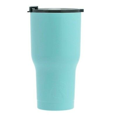 (590ml, Teal) - RTIC Double Wall Vacuum Insulated Tumbler, 590ml, Teal